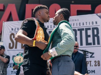 Errol Spence Jr. vs. Shawn Porter
