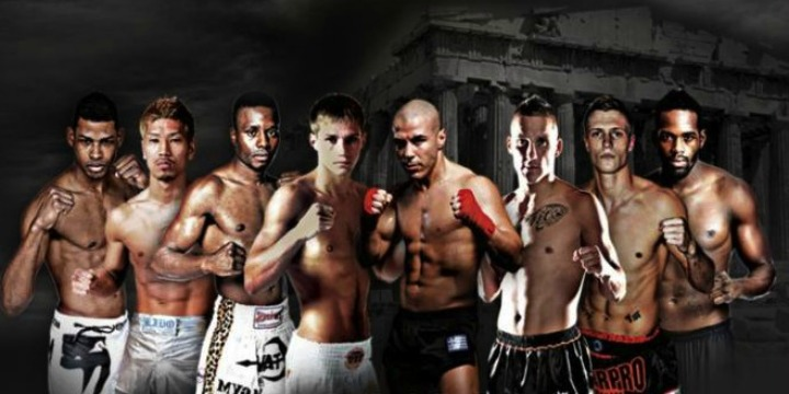 RCMGreece Boxing/MMA: Athens K-1 Max Final Undercard