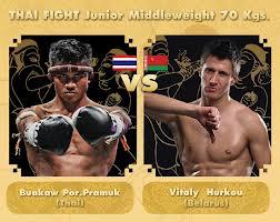 RCMGreece Boxing/MMA: Buakaw P.Pramuk VS Vitaly Hurkou Thai Fight 16 Dec 2012