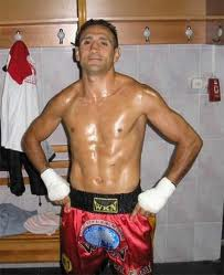 RCMGreece Boxing/MMA: Osman Yigin made his come back