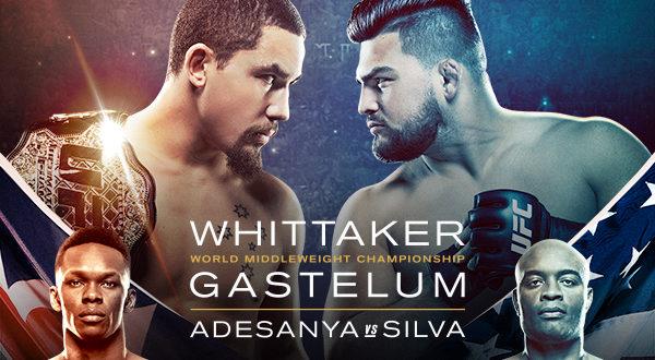 UFC 234 COUNTDOWN EPISODE