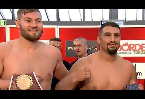 German Heavyweight Showdown