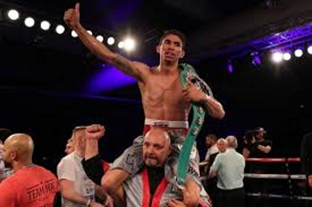 Rey Vargas Wins on DAZN