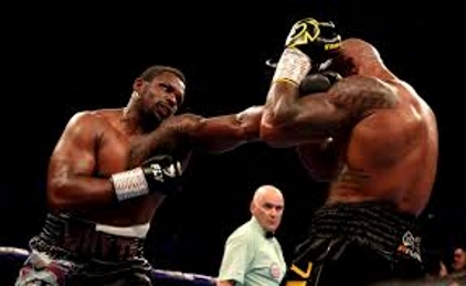 Dillian Whyte Wins