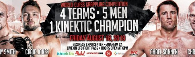 KINEKTIC SUBMISSION GRAPPLING EVENT