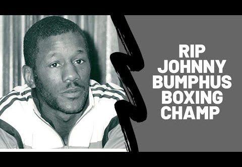 Johnny 'Bump City' Bumphus