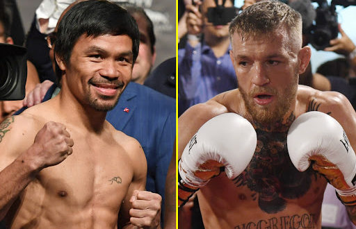 Manny vs. Conor