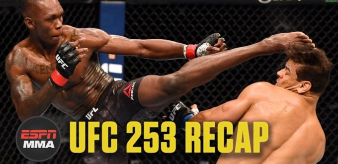 UFC 253 Results