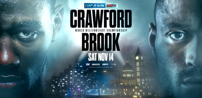 Crawford vs. Brook