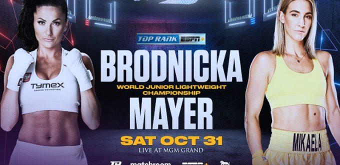 Naoya Inoue vs Jason Moloney & Ewa Brodnicka vs Mikaela Mayer