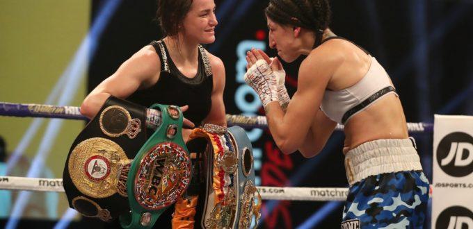Katie Taylor Defeats Miriam Gutierrez