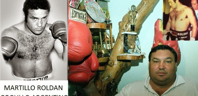 Juan Domingo Roldan Dies