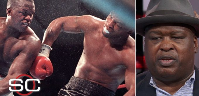 Buster Douglas Wants to Fight Mike Tyson
