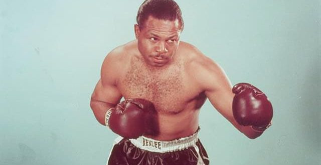 Archie Moorer Historical Boxing