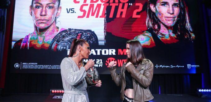 Cyborg vs Smith 2