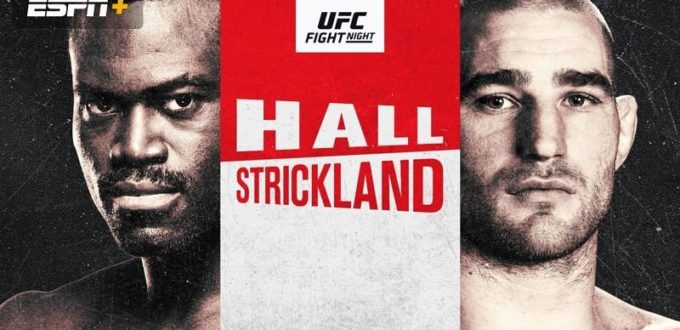 hall-strickland weigh-in