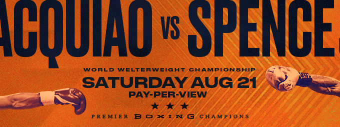 Pacquiao vs. Spence Jr. Undercard