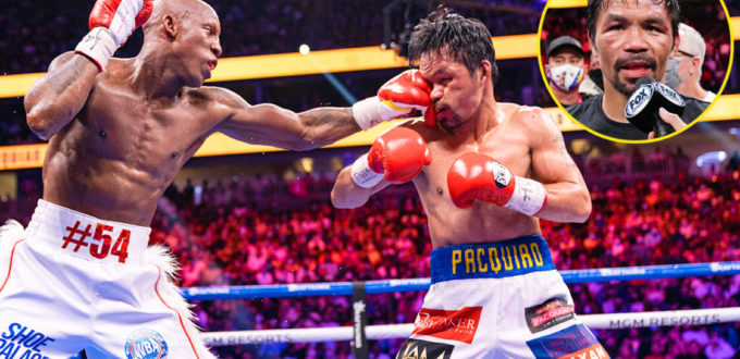 Manny Pacquiao Seeks Rematch with Ugas