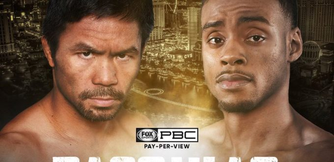Pacquiao vs. Spence is Cancelled