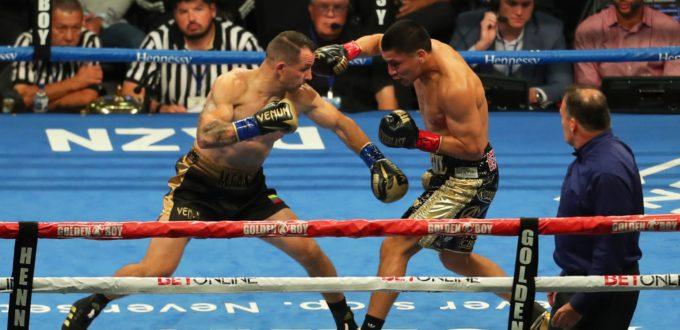 Vergil Ortiz Jr. Defeats Mean Machine