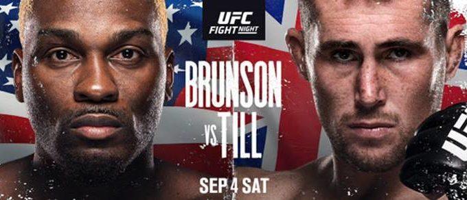 Brunson vs. Till