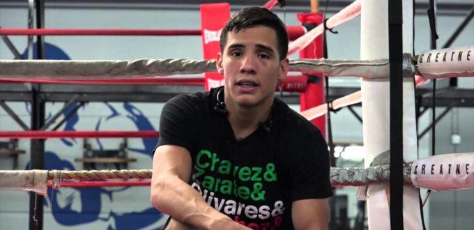 Oscar Valdez Gets Probation