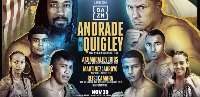 Andrade vs. Quigley