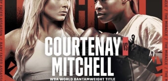 Courtenay vs. Mitchell