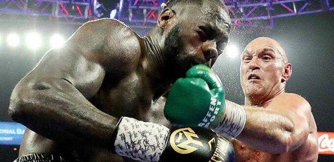 Deontay Wilder vs Tyson Fury 3 Recap