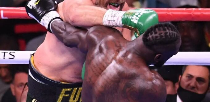 FURY VS. WILDER VIDEO HIGHLIGHTS