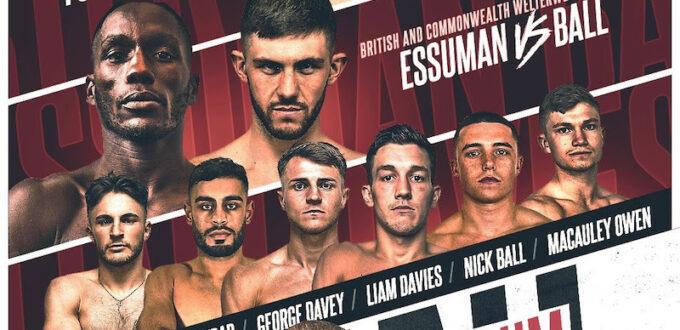 Foster Cunningham poster