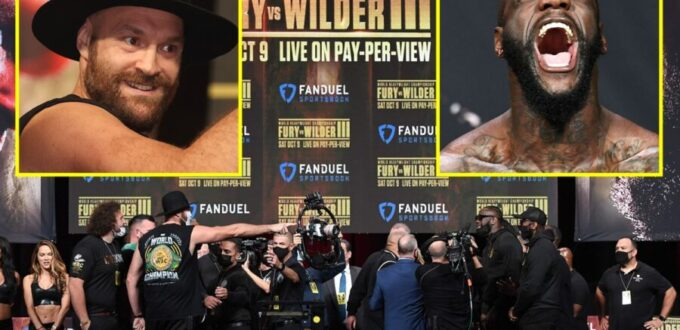 Fury vs. Wilder 3