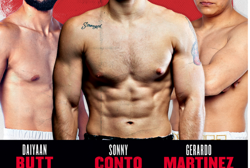 Live casino Philly boxing Poster