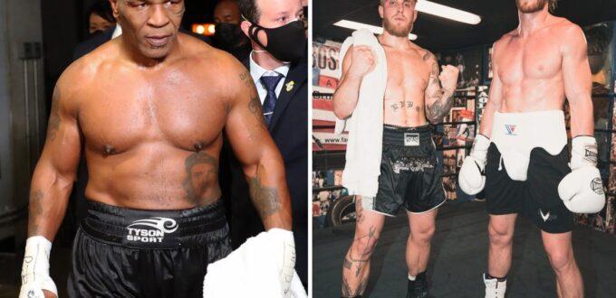 Tyson & Paul Brothers