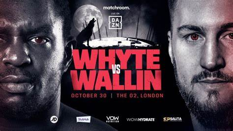 Whyte vs. Wallin Official