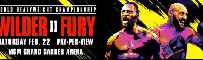 Order Fury vs Wilder 3 ESPN +